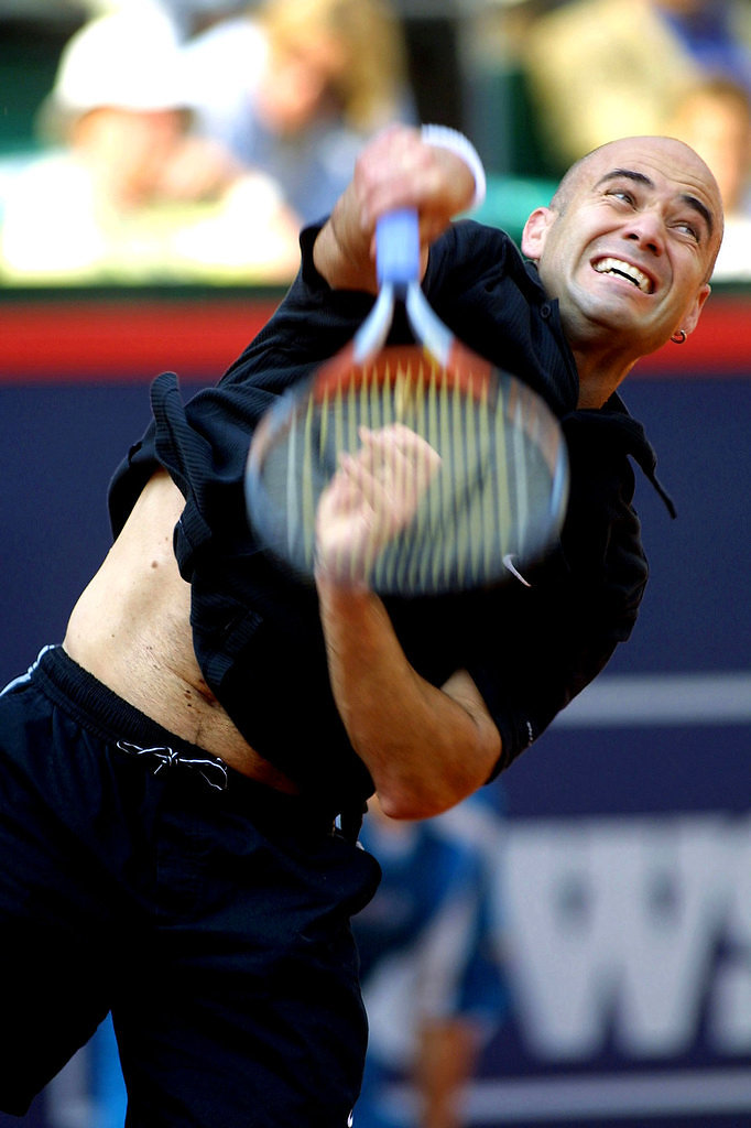 Andre Agassi-USA